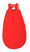 Red sheep baby sleeping bag